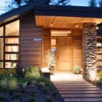Cedar Exterior Cladding