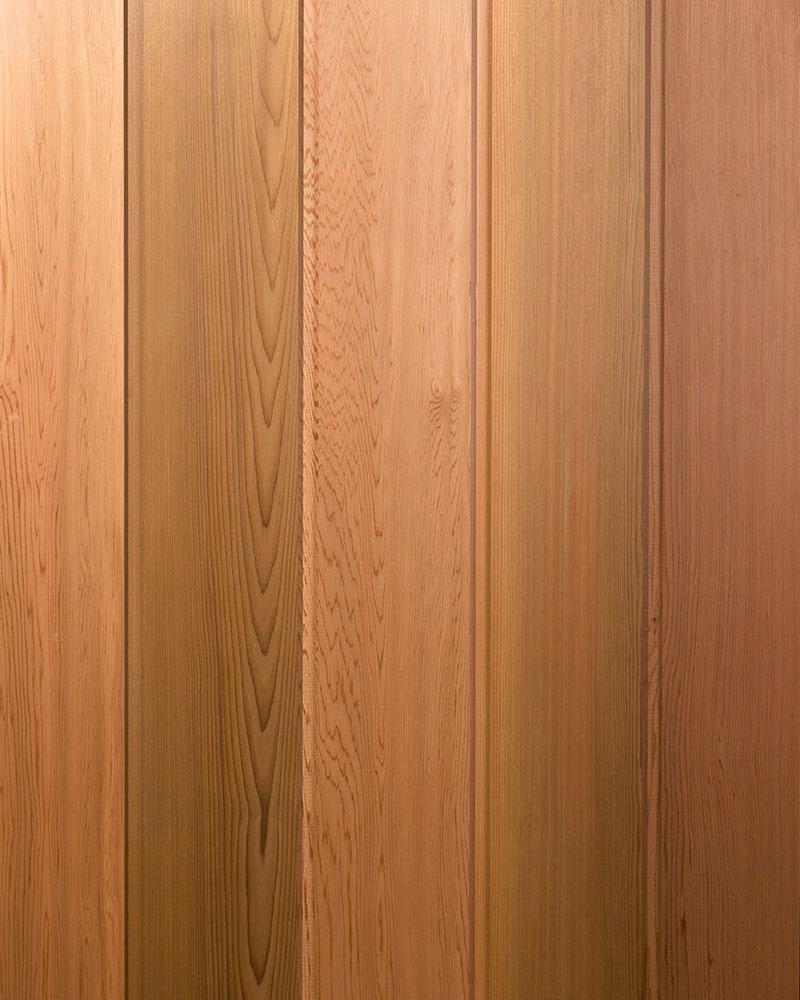 Cedar Featured In Our Burwood Cladding Display Cedar